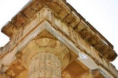 阿哥里根托-意大利021的寺庙的谷 库存照片