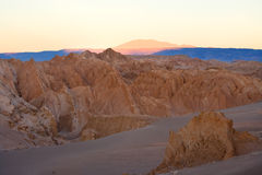 阿塔卡马沙漠 库存照片