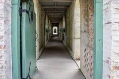 阿塔拉亚城堡 库存图片