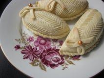 阿塞拜疆甜点 免版税图库摄影