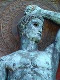 阿奇里斯古铜 免版税库存照片