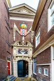 阿姆斯特丹博物馆在阿姆斯特丹在荷兰 图库摄影