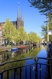 阿姆斯特丹天主教会  免版税库存图片
