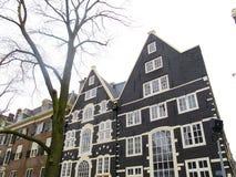 阿姆斯特丹家0880 库存图片