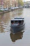 阿姆斯特丹小船巡航 库存图片
