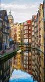 阿姆斯特丹市场面 免版税库存图片