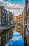 阿姆斯特丹市场面 库存照片