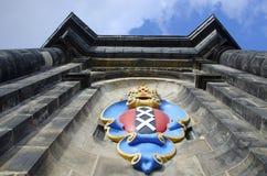 阿姆斯特丹荷兰符号westerkerk 库存图片
