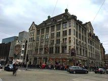 17 2010年阿姆斯特丹荷兰10月女士照片被采取的tussaud 库存照片