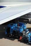 阿姆斯特丹荷兰-第13 2016年:N823NW达美航空林 库存照片