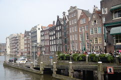 阿姆斯特丹荷兰 免版税库存照片