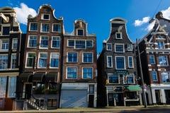 阿姆斯特丹议院 库存图片