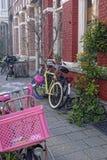 阿姆斯特丹边路 库存图片