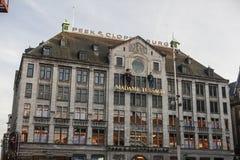 阿姆斯特丹,荷兰- 5月13 免版税图库摄影