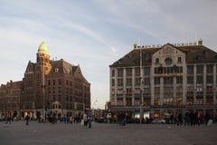 阿姆斯特丹,荷兰- 5月13 免版税库存照片