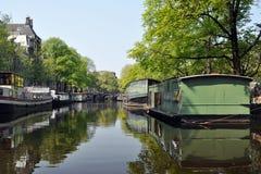 阿姆斯特丹,荷兰 免版税库存照片