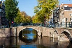 阿姆斯特丹建筑学 库存图片
