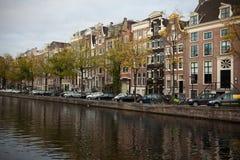 阿姆斯特丹建筑学 免版税库存照片