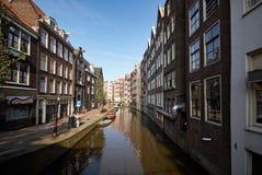 阿姆斯特丹 库存照片