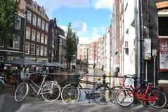 3阿姆斯特丹 库存照片