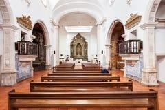 阿威罗大教堂  免版税库存图片