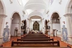 阿威罗大教堂  库存图片