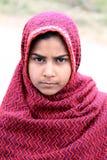 阿富汗女孩 库存图片