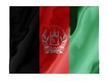 阿富汗振翼 免版税图库摄影