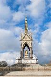 阿尔伯特・英国伦敦纪念品 库存照片