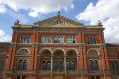 阿尔伯特博物馆维多利亚 免版税图库摄影