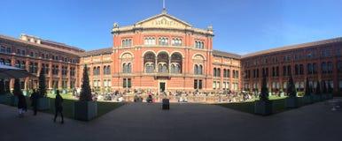 阿尔伯特博物馆维多利亚 免版税库存照片