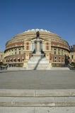 阿尔伯特皇家的音乐厅 库存图片