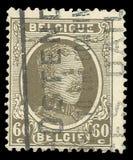 阿尔伯特第1, Belgie国王 免版税库存照片