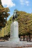 阿尔伯特雕象我,比利时人的国王 免版税库存图片