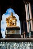 阿尔伯特kensington伦敦纪念品 库存图片