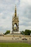 阿尔伯特kensington伦敦纪念品 免版税库存图片