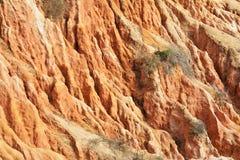 阿尔加威岩层 免版税库存照片