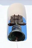 阿尔加威教堂钟  免版税库存照片