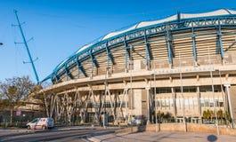 阿尔加威橄榄球场的建筑细节 库存图片