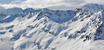 阿尔卑斯山 免版税图库摄影