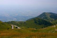 阿尔卑斯意大利山 免版税库存照片