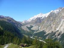 阿尔卑斯意大利 免版税库存图片