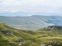 阿尔卑斯那边看法 库存图片