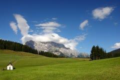 阿尔卑斯-玛丽亚Alm 免版税库存照片