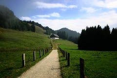 阿尔卑斯#2 免版税库存图片