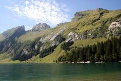 阿尔卑斯 库存图片