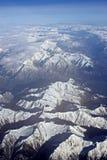 阿尔卑斯 免版税库存照片