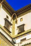 阿尔及尔宫殿  库存图片
