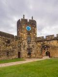 1309年阿尔尼克城堡公爵伯爵英国家其次居住了最大的northumberland percy s 图库摄影
