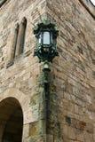 阿尔尼克城堡灯 库存图片